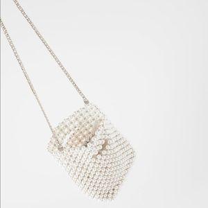 Pearl Bucket Bag